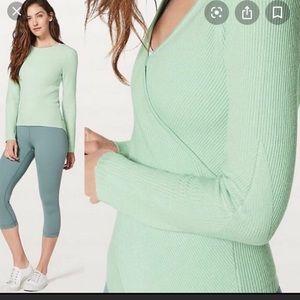 Lululemon sweater 🍋